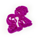 My Little Pony Rarity Cookie Cutter