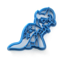 My Little Pony Friendship is Magic Trixie Cookie Cutter