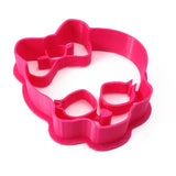 Monster High Large Skullette Sandwich Cutter