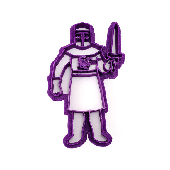 Monty Python Black Knight Cookie Cutter