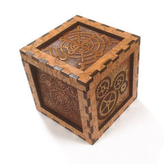 Doctor Who Moment Lidded Box