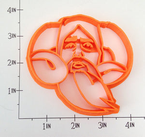Monty Python - Tim the Enchanter Cookie Cutter
