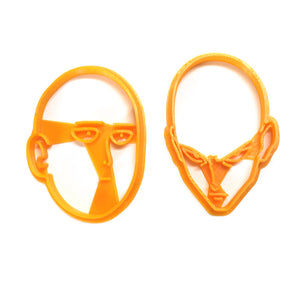 One Punch Man Cookie Cutter Set
