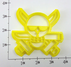 One Piece Roronoa Zoro Kaizoku Flag Cookie Cutter