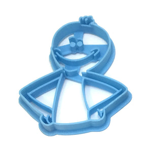 Rick and Morty - Mr Meeseeks Cookie Cutter