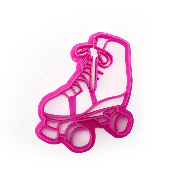 Roller Skate Cookie Cutter