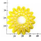 Sunburst Cookie Cutter
