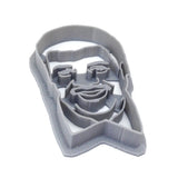 Neil Degrasse Tyson Cookie Cutter