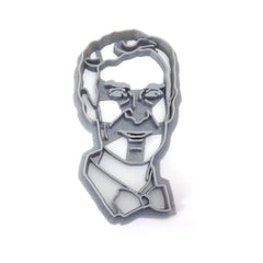 Bill Nye the Science Guy Cookie Cutter