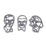 Scientists are Awesome Cookie Cutter Set!