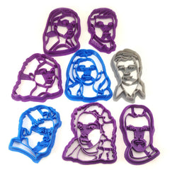 Firefly Crew set of 9 Cookie Cutters