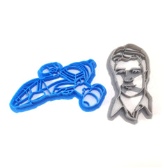 Firefly Mal and Serenity Cookie Cutter Set