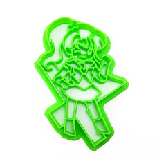 Sailor Moon Sailor Jupiter Cookie Cutter