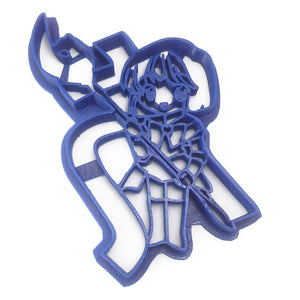 Sailor Moon Sailor Saturn Cookie Cutter