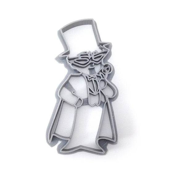 Sailor Moon Tuxedo Mask Cookie Cutter