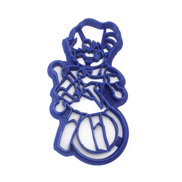 Sailor Moon Sailor Uranus Cookie Cutter