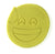 Emoji Sweat Drop Big Smile Cookie Cutter