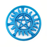 Supernatural Anti-Posession Sigil Cookie Cutter