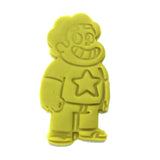Steven Universe Cookie Cutter Set