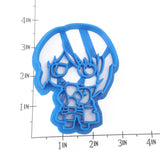 Attack on Titan 6 Cookie Cutter Set