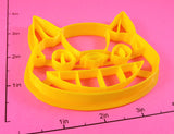 My Neighbor Totoro Catbus Cookie Cutter