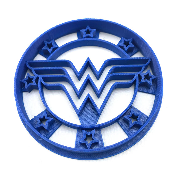 Wonder Woman Cookie Cutter