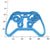 XBox One Controller Cookie Cutter
