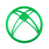XBox Symbol Cookie Cutter