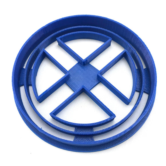 X-Men Cookie Cutter