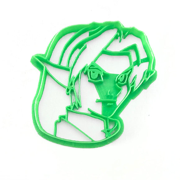 Legend of Zelda - Link Cookie Cutter