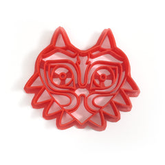 Legend of Zelda - Majora's Mask Cookie Cutter