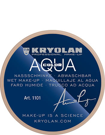 KRYOLAN AQUACOLOR 8ML - Tamed wigs and makeup - 1