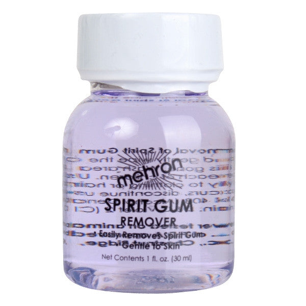 MehronSpirit Gum Remover - Tamed wigs and makeup - 2