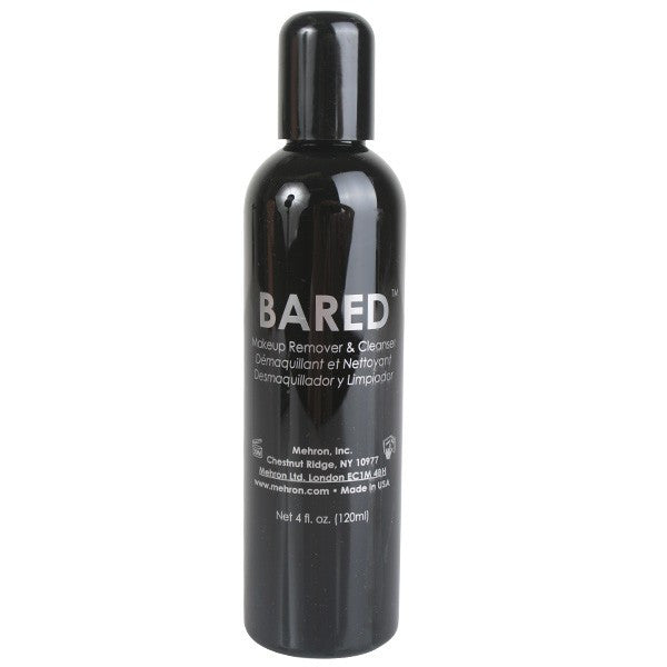 Bared Skin Cleaner 120ML - Tamed wigs and makeup