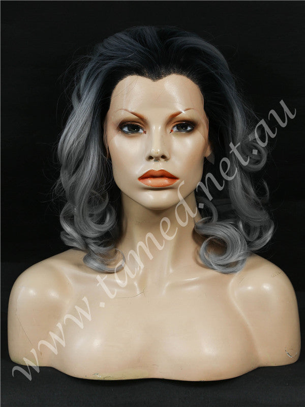 EMILY MIDNIGHT STORM - Tamed wigs and makeup - 1