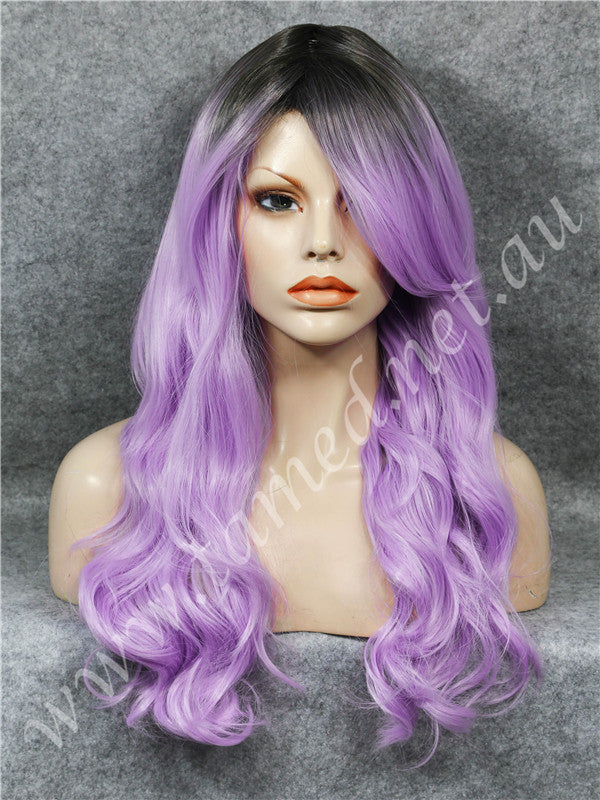 DELTA LILAC - Tamed wigs and makeup - 1