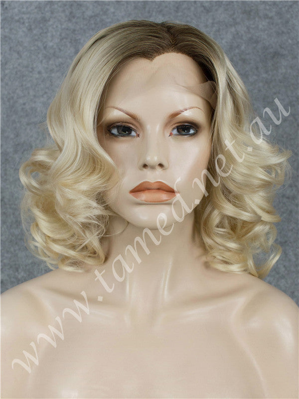 EMILY OMBRE PLATNIUM - Tamed wigs and makeup - 1
