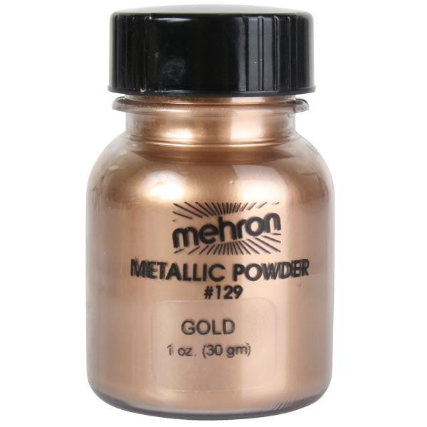 Metallic Powder - Tamed wigs and makeup - 3