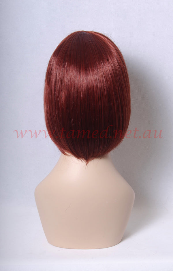 SCARLET - Tamed wigs and makeup - 2