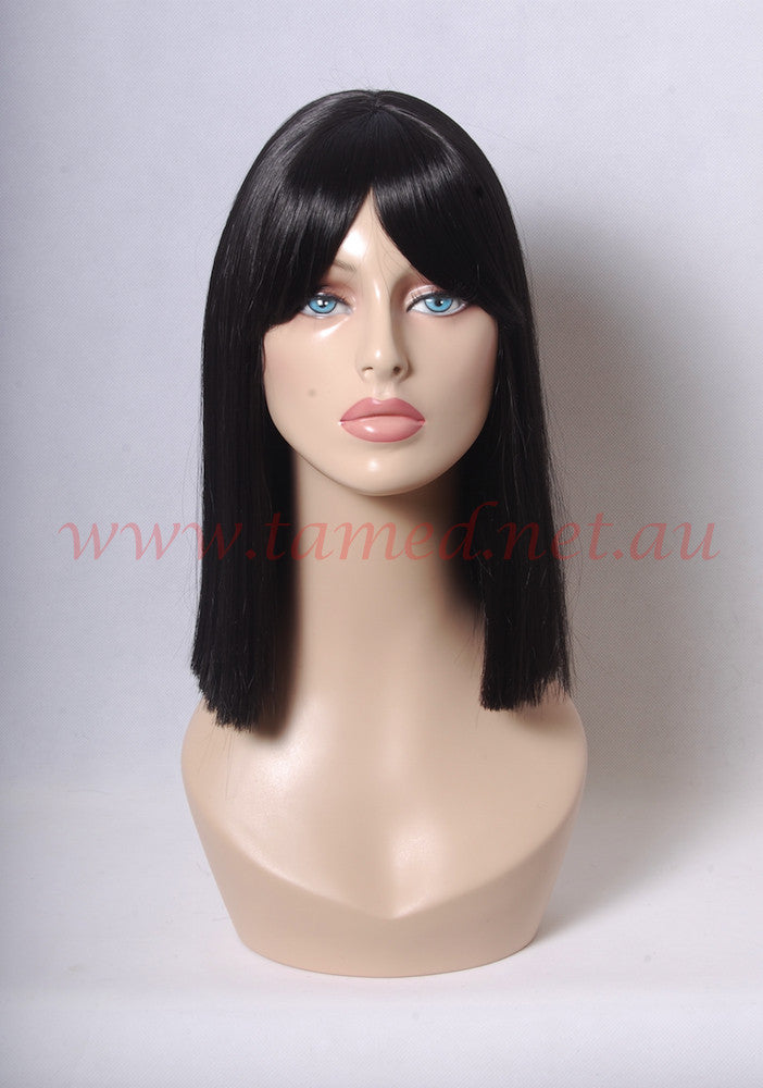 CHYNA - Tamed wigs and makeup - 1
