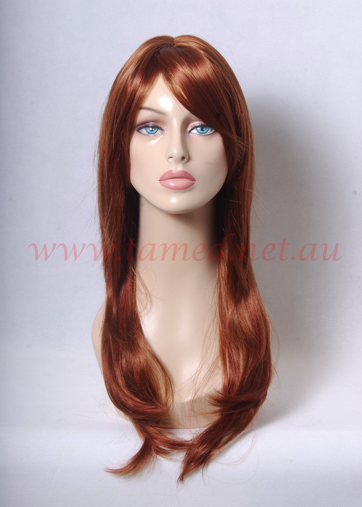 ISLA - Tamed wigs and makeup - 1