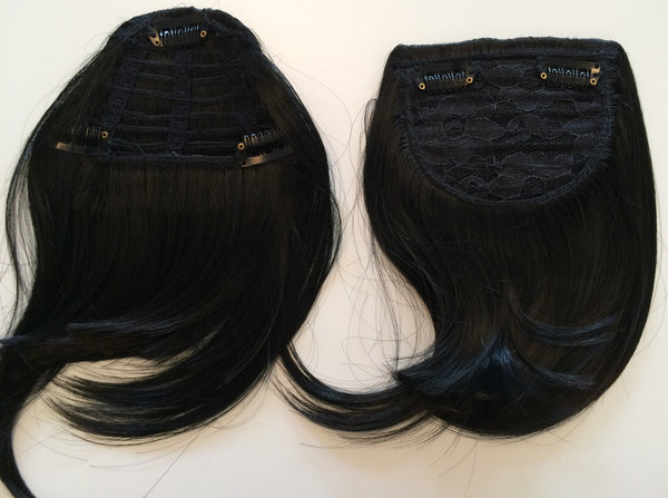 Black Fringe - Tamed wigs and makeup - 2