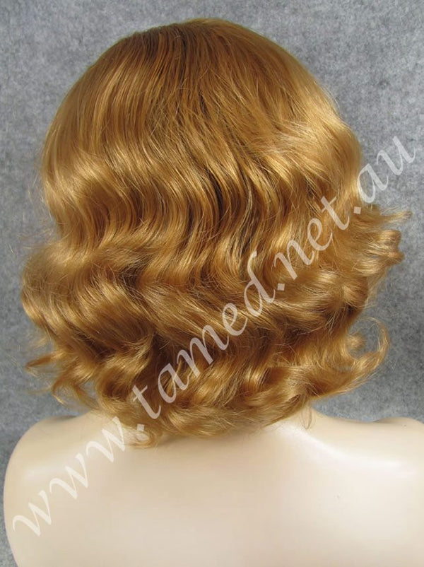 ZIVA STRAWBERRY BLONDE - Tamed wigs and makeup - 2