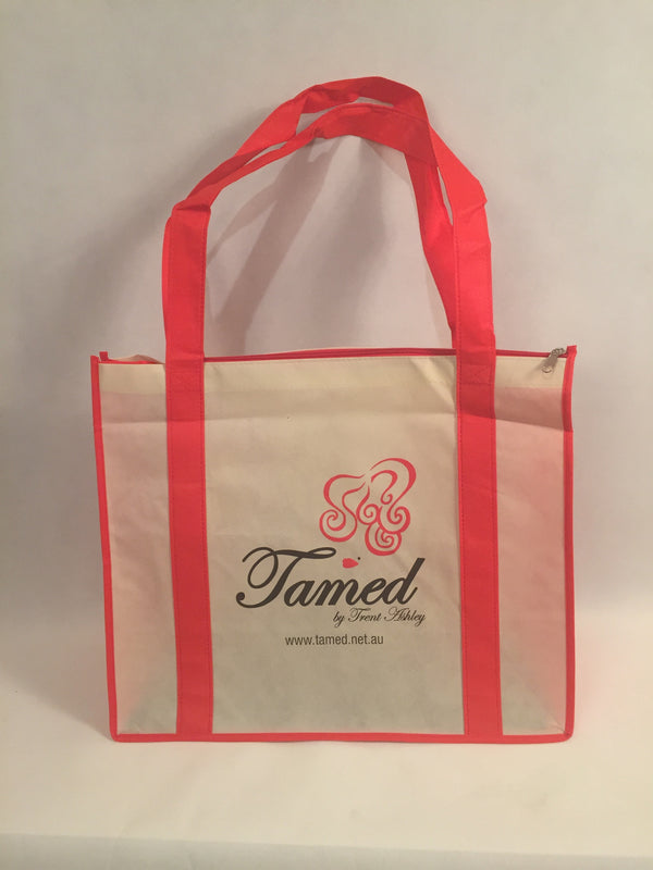 TAMED CARRY BAG  (Free with orders over $250) - Tamed wigs and makeup - 1