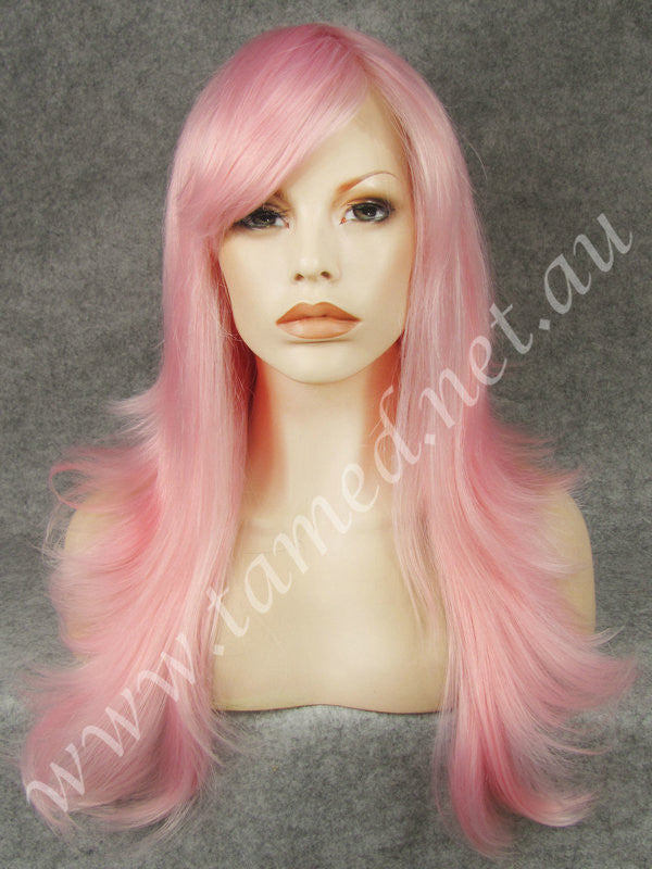 BRIANNA PINK - Tamed wigs and makeup - 1