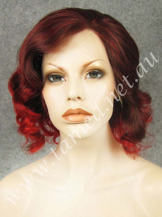ZIVA CRIMSON TIDE - Tamed wigs and makeup - 1