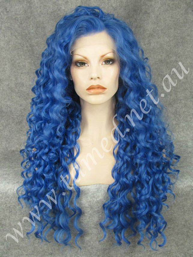 DIANA AZURE - Tamed wigs and makeup - 1