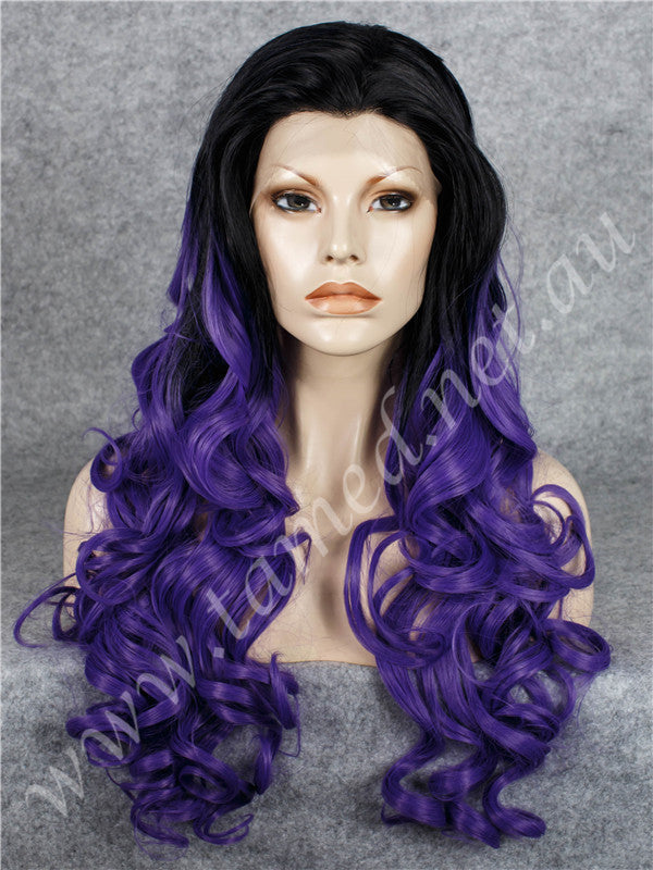 KIM INDIGO - Tamed wigs and makeup - 2