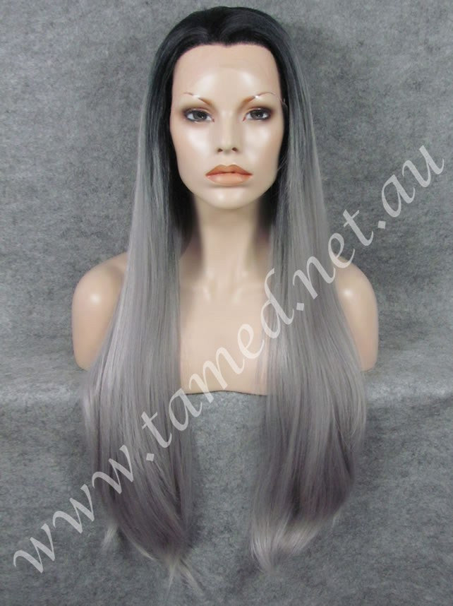 ASHLEY MIDNIGHT STORM - Tamed wigs and makeup - 1