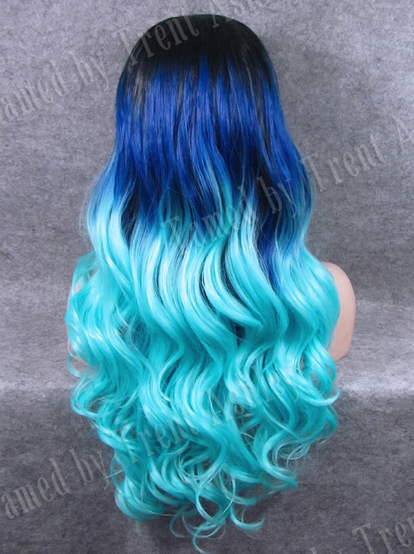 NICCI AQUA MARINE - Tamed wigs and makeup - 2